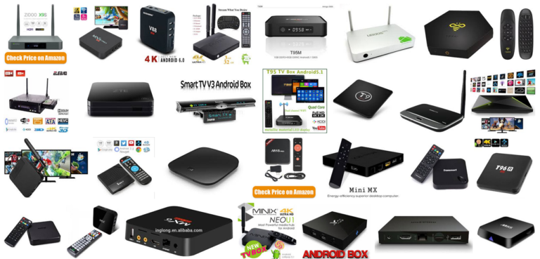 What do you get when purchasing an Android box?